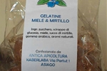 gelatine miele e mirtillo